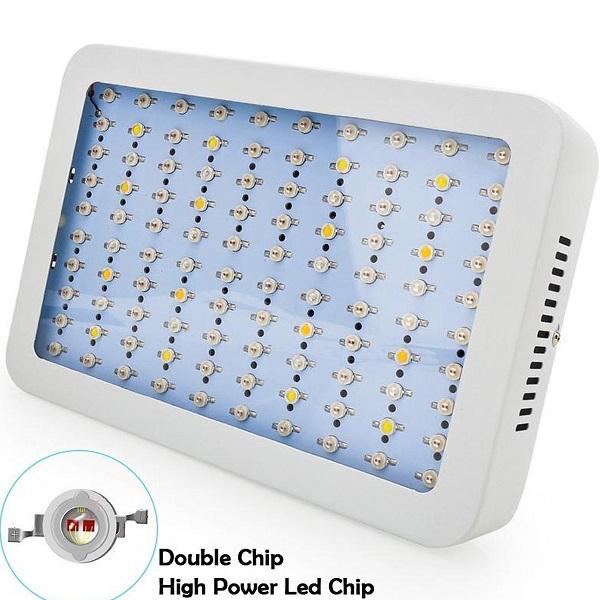 Hydrotec 1000 watt led kweeklamp productfoto