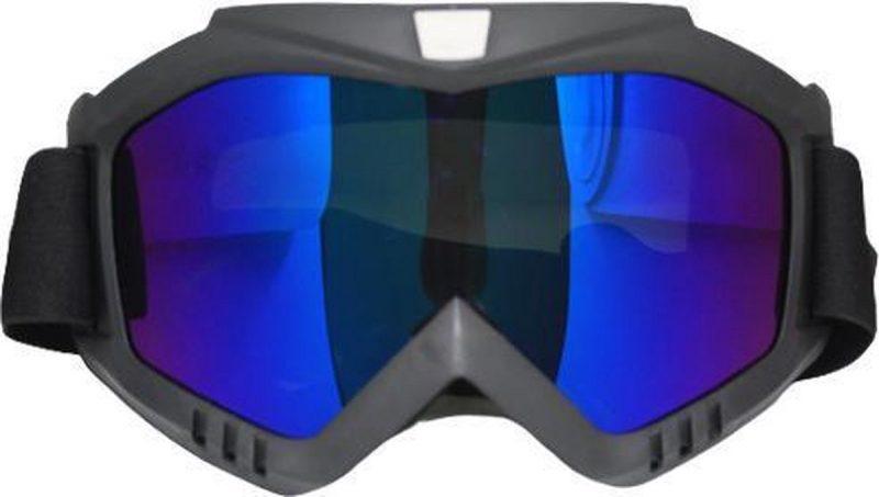 Skibril Dames Zwart : Skibril Heren Zwart vizier