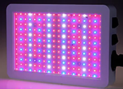 Grodt 2000 Watt LED Groeilamp en Bloeilamp Full Spectrum stand
