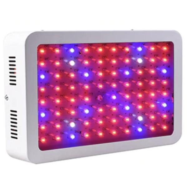 Hydrotec 800 Watt LED Kweeklamp in werking