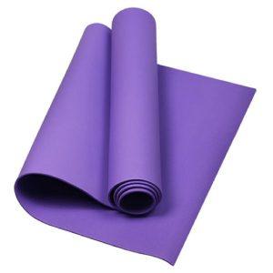 Yoga mat Paars