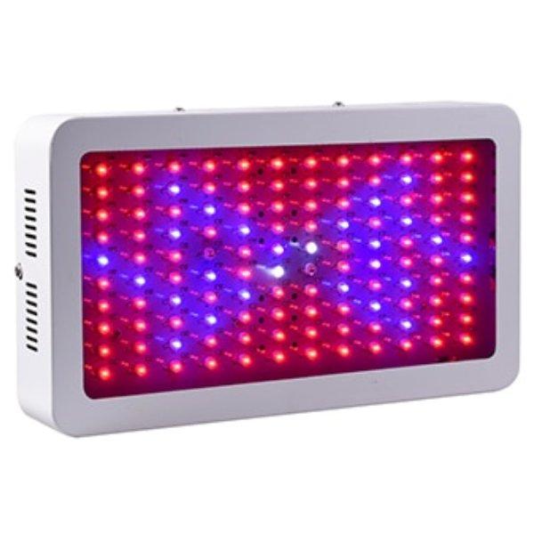 Hydrotec 1200 Watt LED Kweeklamp in werking