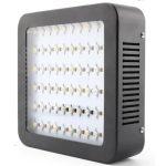 Hydrotec 600 Watt LED Kweeklamp Vierkant Zwart
