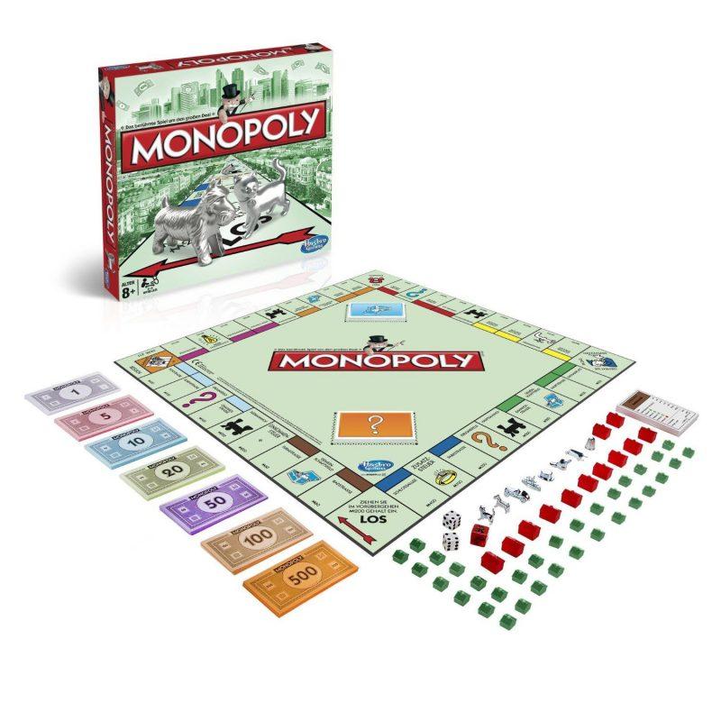 Monopoly Classic bord
