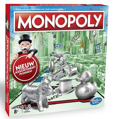 Monopoly Classic bordspel