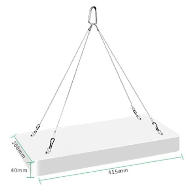 Grodt 4000 Watt LED Groeilamp en Bloeilamp ophanging