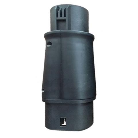 Type 1 naar Type 2 adapter 32A - Pro EV geheel